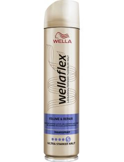 Wella Wellaflex Haarspray Volume & Repair