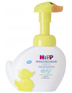 Hipp Babysanft Waschschaum sensitiv Ente