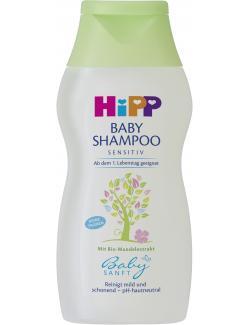 HiPP Babysanft Baby Shampoo sensitiv