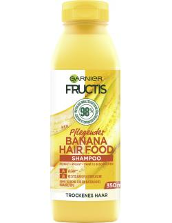 Garnier Fructis Hair Food Shampoo Banana