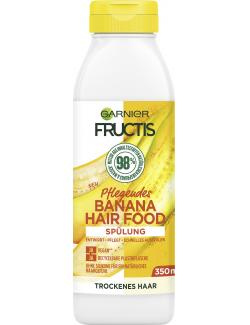 Garnier Fructis Hair Food Spülung Banana