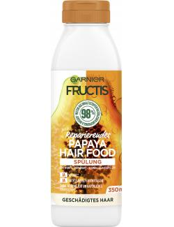 Garnier Fructis Hair Food Spülung Papaya