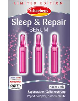 Schaebens Limited Edition Slepp & Repair Serum