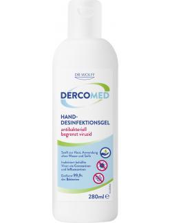 Dr. Wolff Dercomed Hand-Desinfektionsgel