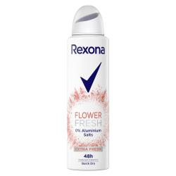 Rexona Flower Fresh Quick Dry Deo Spray