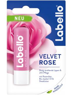 Labello Velvet Rose