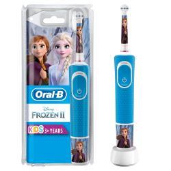 Oral-B Kids Vitality 100 Frozen Elektrische Zahnbürste