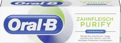Oral-B Zahncreme Zahnfleisch Purify Tiefenreinigung