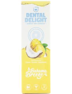 Dental Delight Zahncreme Bahama Breeze Kokos-Ananas-Geschmack