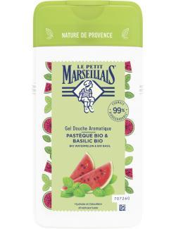 Le Petit Marseillais Dusche Bio Wassermelone & Bio Basilikum
