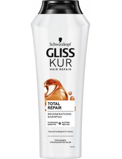 Schwarzkopf Gliss Kur Shampoo Total Repair