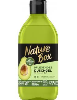 Nature Box Duschgel Pflegend mit Avocado Duft