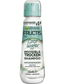 Garnier Fructis Invisible Trocken Shampoo Coco Water Duft