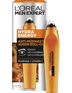 L'Oréal Men Expert Hydra Energy Augen Roll-On