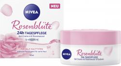 Nivea Rosenblüte Gel-Creme mit Rosenwasser & Hyaluron