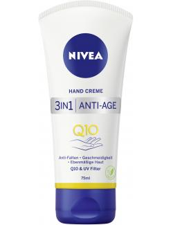 Nivea Hand Creme 3in 1 Anti-Age Q10