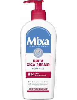 Mixa Body Milk Urea Cica Repair sehr trockene Haut