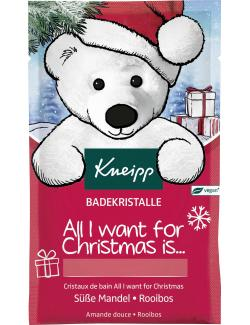 Kneipp Badekristalle All I want for Christmas is...