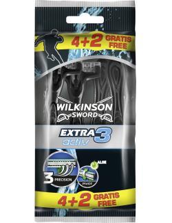 Wilkinson Sword Extra 3 activ Rasierer