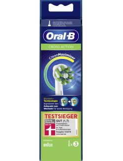 Oral-B Aufsteckbürsten Cross Action CleanMaximiser