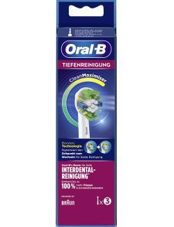 Oral-B Aufsteckbürsten Tiefenreinigung CleanMaximiser