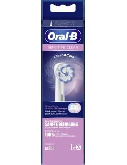 Oral-B Aufsteckbürsten Sensitive Clean