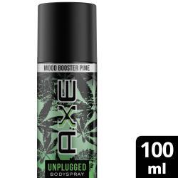 Axe Bodyspray Unplugged Mood Booster Pine
