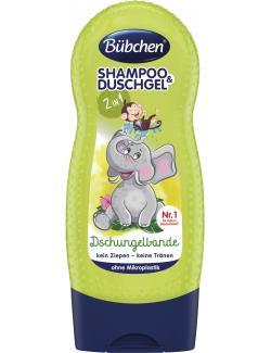 Bübchen Shampoo & Duschgel 2in1 Dschungelbande