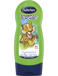 Bübchen Shampoo & Duschgel 2in1 Tigerwäsche