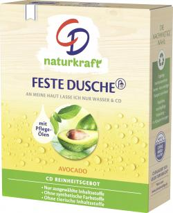CD naturkraft Feste Dusche Avocado