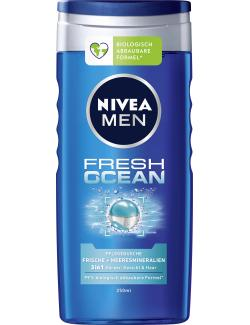 Nivea Men Pflegedusche Fresh Ocean