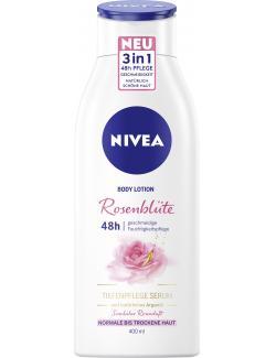 Nivea Body Lotion Rosenblüte Tiefenpflege