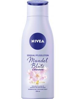 Nivea Body Lotion Mandelblüte und Mandelöl