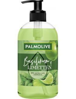 Palmolive Botanical Dreams Flüssigseife Basilikum & Limette