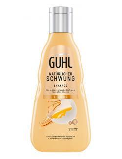 GUHL Shampoo Natürlicher Schwung Ei-Cognac