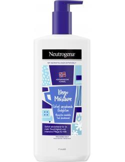 Neutrogena Deep Moisture Bodylotion Trockene Haut