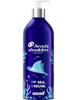 Head & Shoulders Anti-Schuppen Shampoo Classic Clean Aluminium-Spender