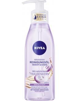Nivea Beruhigendes Reinigungsöl Gesicht & Augen sensible Haut