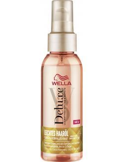 Wella Deluxe Leichtes Haaröl