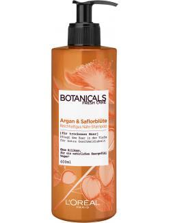 L'Oréal Botanicals Fresh Care Argan & Saflorblüte Reichhaltiges Nähr-Shampoo