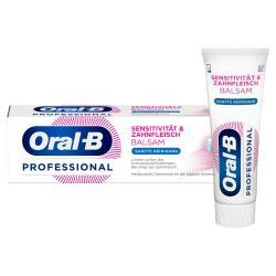 Oral-B Professional Sensitivität & Zahnfleisch Balsam Sanfte Reinigung Zahncreme