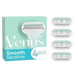 Venus Smooth Sensitive Rasierklingen (4 Rasierklingen)