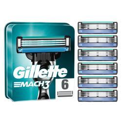 Gillette Mach3 Klingen