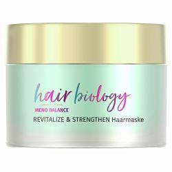 Hair Biology Meno Balance Revitalize & Strengthen Haarmaske
