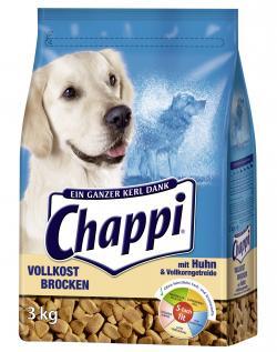 Chappi Vollkost-Brocken mit Huhn & Volkorngetreide (3 kg) - 4008429057748