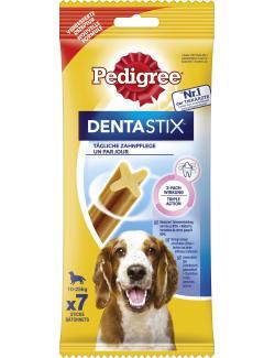 Pedigree Denta Stix für mittelgroße Hunde (7 St.) - 5010394984584