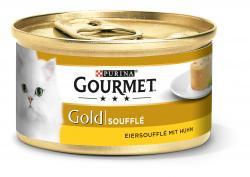 Gourmet Gold Eiersoufflé mit Huhn