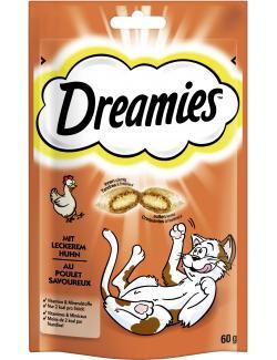 Dreamies Katzensnack mit Huhn
