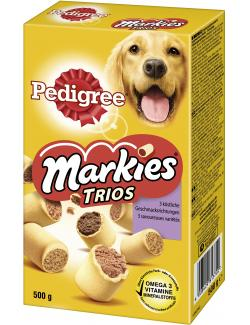 Pedigree Markies Trios fleischige Röllchen