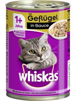 Whiskas Geflügel in Sauce